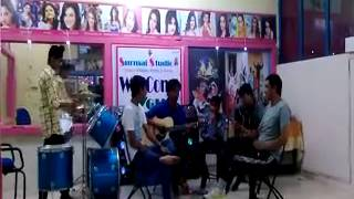 MY BAND TEEM PARFOMENCE I SING SONG SUNO NA SANG MAR MAR SING BY ME