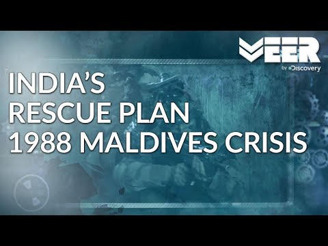 Operation Cactus | India's Rescue Plan | Maldives Crisis 1988 | Battle Ops | Veer by Discovery