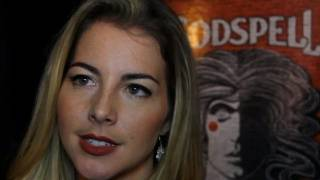 Morgan James - Godspell on Broadway