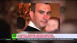 David Haines Speech Before ISIS Killing [Beheading Not Shown]