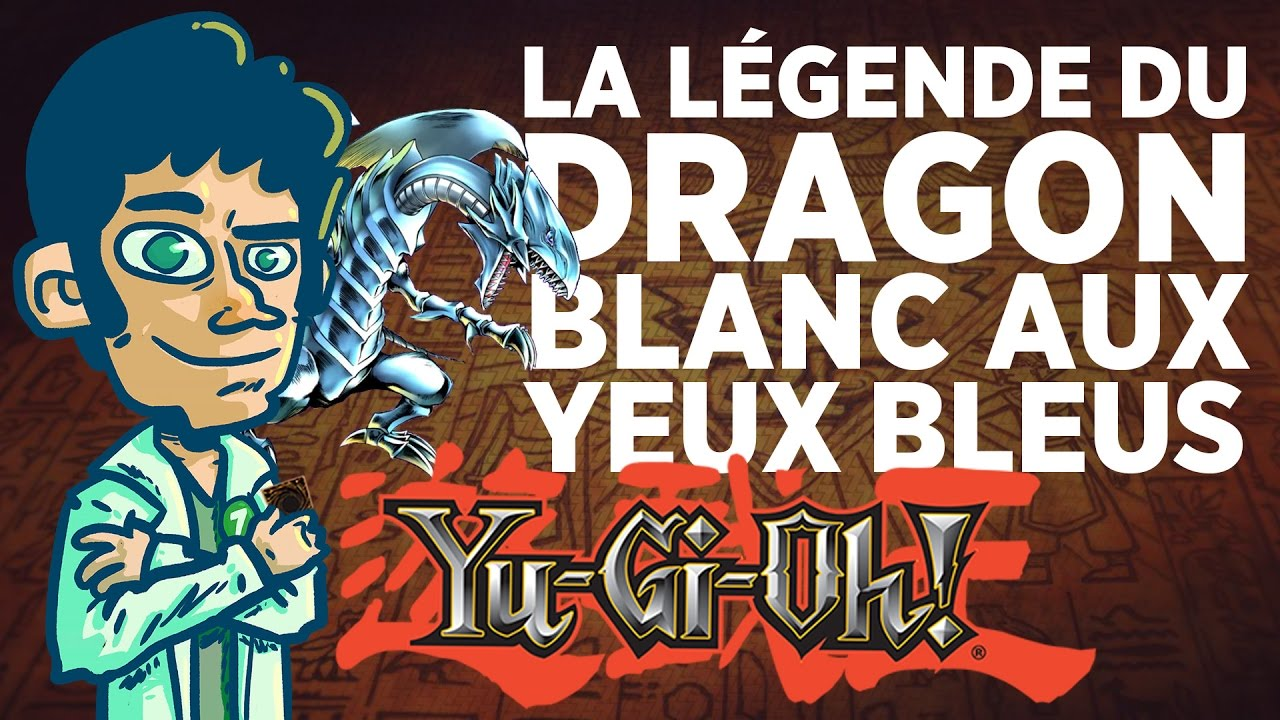 la l gende du dragon blanc aux yeux bleus yugioh 1 youtube. Black Bedroom Furniture Sets. Home Design Ideas