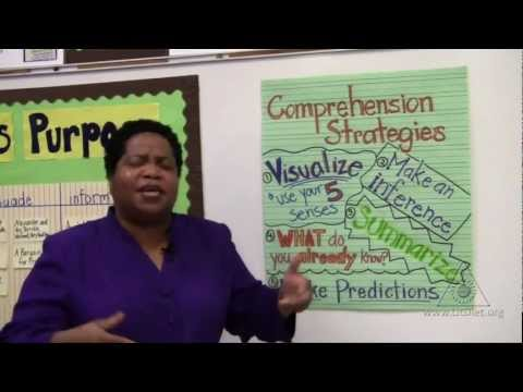 Sing Those Strategies!: Engaging Students in Reading Comprehension Strategies (Virtual Tour)