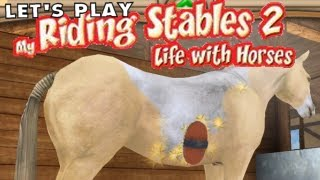 Let's Play My Riding Stables 2: Life with Horses (MindJack Pre-show)