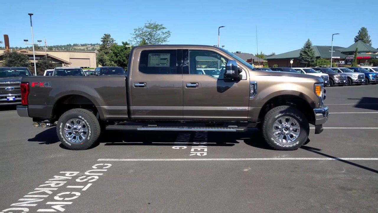 2017 F150 Xlt Caribou Color