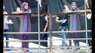 Alia Bhatt Dons The Burkha For Ranveer Singh Starrer Gully Boy | SpotboyE