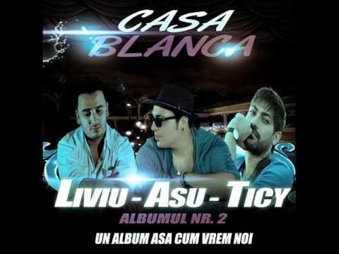 Liviu Guta cu Asu si Ticy - Casablanca (Audio oficial)