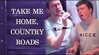 Take Me Home, Country Roads - Bradley Johnson (The 99 Second Playlist)