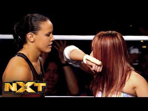 NXT Women's Champion Kairi Sane battles Shayna Baszler at WWE Evolution: WWE NXT, Oct. 24, 2018