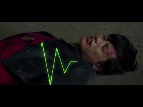 Kisaragi Gentarou (Kamen Rider Fourze) Death scene cut