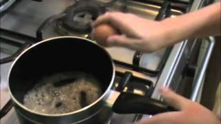 """How To Make Scrambled Eggs """"a La Fred"""""""