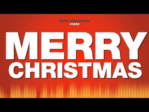 Merry Christmas - Male Voice Speaks