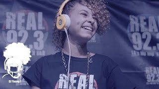 Prodigy On The Turntables: The REAL 92.3, (Los Angeles) Resident DJ – DJ Young 1