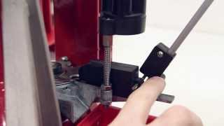 (english Version) Case Feeder Working With Rifle Cases On The Lee Loadmaster