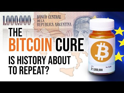 The Bitcoin Cure - Is History About To Repeat?