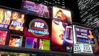 Vivid Radio Channel on Sirius XM Promotional Spot
