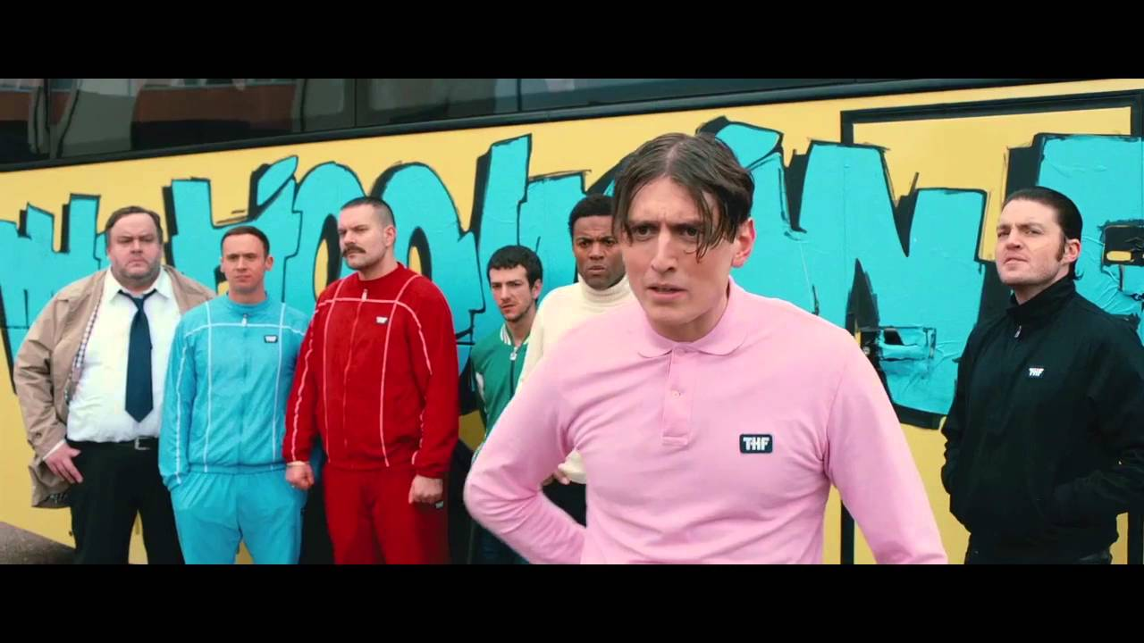 The Hooligan Factory The Hooligan Factory One eyed scouser scene YouTube