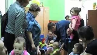 Дом ребенка не может принять детей назад(Источник: http://www.mosobltv.ru Врачи подмосковных клиник готовы выписать большинство детей из дома малютки Можайск..., 2011-11-29T09:29:43.000Z)