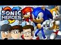 SGB Play: Sonic Heroes (Team Sonic) - Part 1
