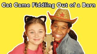 Cat Came Fiddling Out of a Barn + More | Mother Goose Club Playhouse Songs & Rhymes