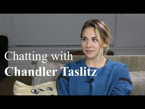 Chatting with Chandler Taslitz  Instagram Girls