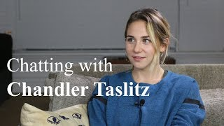 Chatting with Chandler Taslitz | Instagram Girls