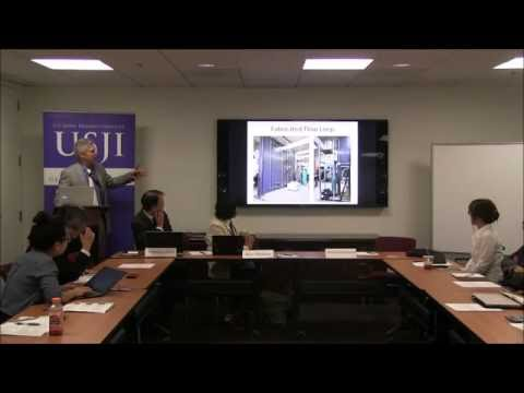 USJI Week Sept. 2016: Event 8 Natural Gas Hydrate  -- Present and Future