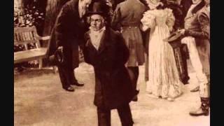 Wilhelm Kempff.Beethoven.Piano Sonata No.7, Op.10 No.3. 3 Menuetto. Allegro.wmv