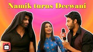 #TCChallenge Part 3 Namik, Donal & Vikram in Ek Deewani Thi | Exclusive | TellyChakkar |