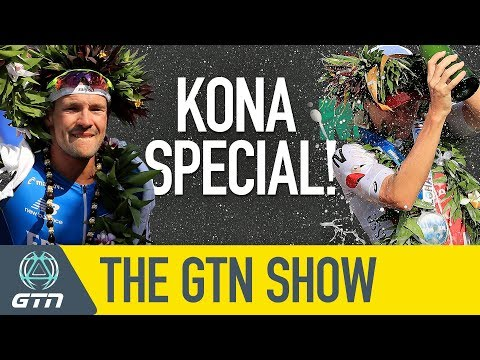Record Breaking Ironman World Championship Special | The GTN Show Ep. 10