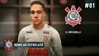 Baixar O INICIO DE BRUNELLI NO CORINTHIANS !!! - RUMO AO ESTRELATO #01 | PES 2019