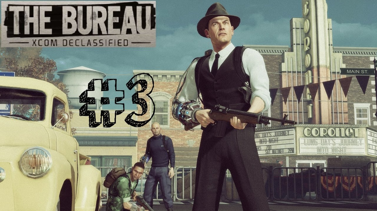 the bureau xcom declassified gameplay walkthrough pt 3 chapter 3 signal from beyond x360 ps3. Black Bedroom Furniture Sets. Home Design Ideas