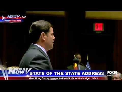 Gov. Ducey State of the State Address