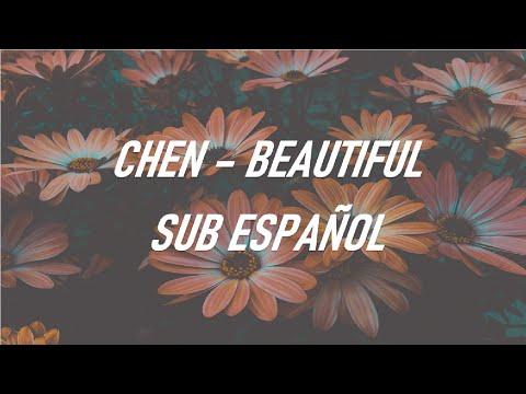 CHEN - Beautiful (아름다워) (Heart 4 U OST) // SUB ESPAÑOL