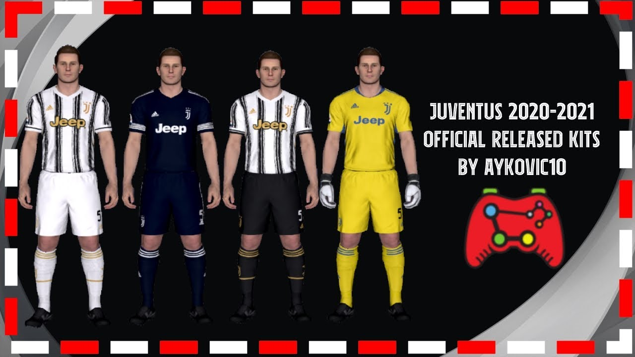 pes 2017 juventus 2021 official released kits by aykovic10 youtube pes 2017 juventus 2021 official released kits by aykovic10