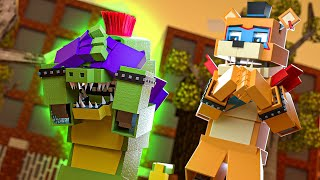 Minecraft Freddy: Monty's Mutation?! (Minecraft FNAF Roleplay)