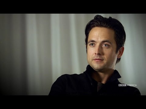 Doctor Who Christmas 2016  Justin Chatwin's Best Christmas