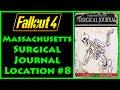 Fallout 4 - Massachusetts Surgical Journal - Boston Public Library - 4K Ultra HD