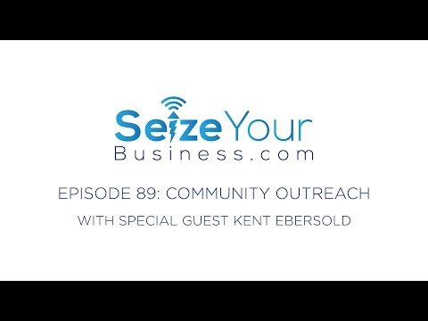 89: Community Outreach (Kent Ebersold)