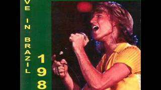 Andy Gibb's Man On Fire