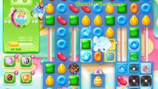 Candy Crush Jelly Saga Level 757 - NO BOOSTERS
