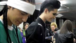 The best day of my life =) Tom seems shy, he only looks at you to s...