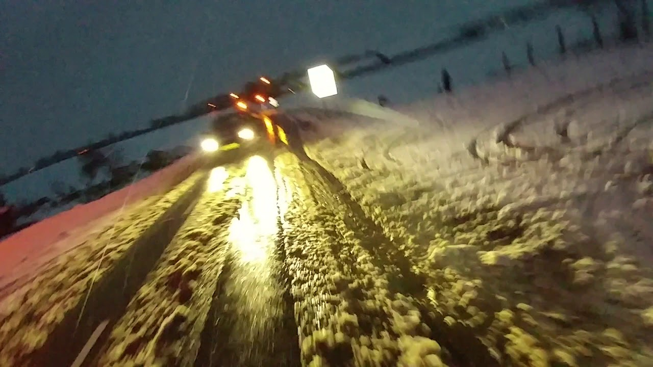Hardloop Verlichting Vest Test Tijdens Hardlopen - YouTube