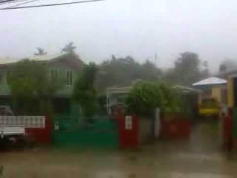 Yolanda Hits Bogo City,Cebu