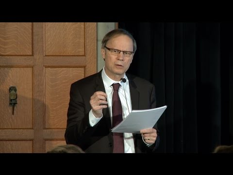 Jean Tirole: Market Failures and Public Policy