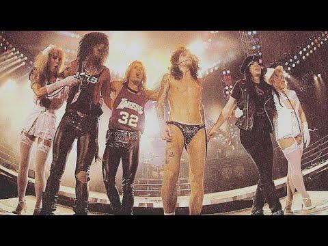 Mötley Crüe  Weedsport, NY 19900628