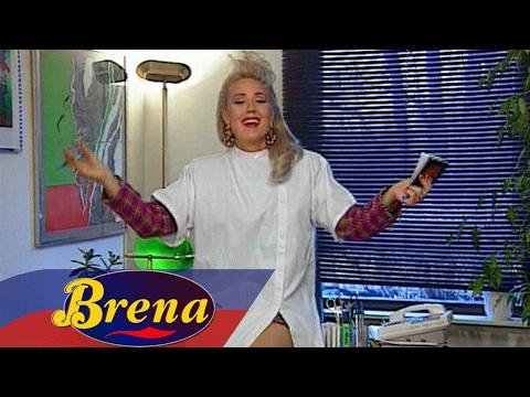 Lepa Brena - Nema leka apoteka - (Official Video 1994)