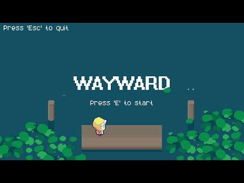 Wayward (Pixel Art Game) |
