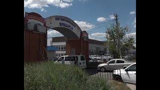Авторынок на въезде в Старый Оскол открыт последние дни