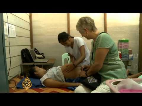 Myanmar's healthcare challenge