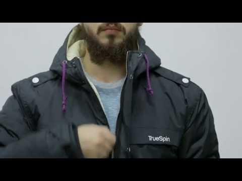 TrueSpin - Fishtail Black